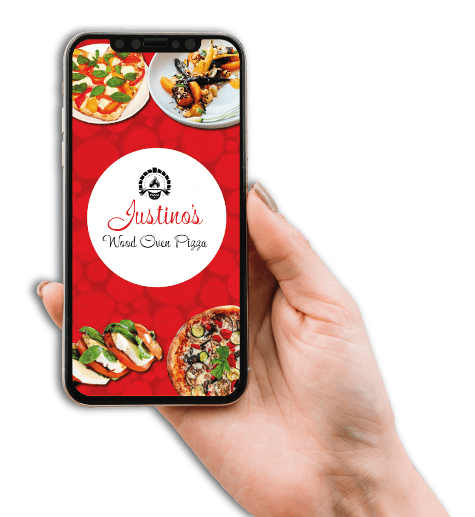 App Ordering - Justino Pizza